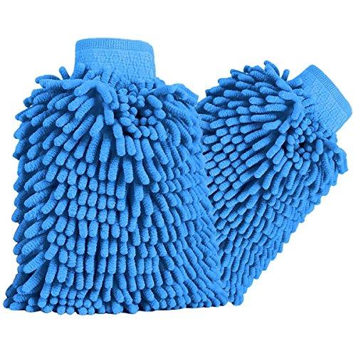autowaschhandschuh hikeep weicher mikrofaser chenille