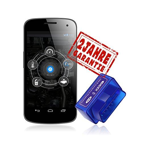 AutoDia SX40 CAN BUS Diagnose OBD2 EOBD Scanner