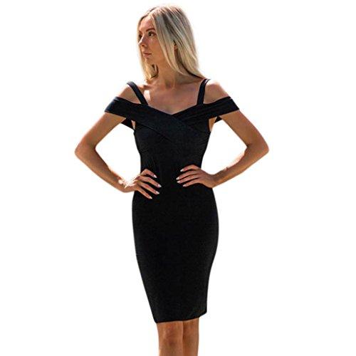 c55b95bdaff0 Trada SCHLUSSVERKAUF Mode Damen Bezaubernd Solide Elegant Formal ...